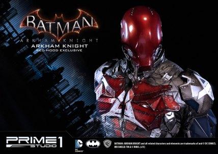 MMDC-02 Arkham Knight Red Hood Variant 6