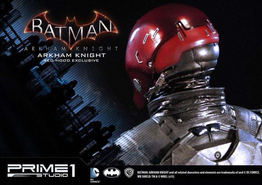 MMDC-02 Arkham Knight Red Hood Variant 7