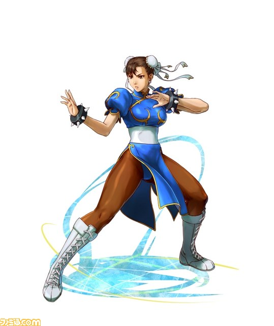 Project X Zone 2 Chun-Li
