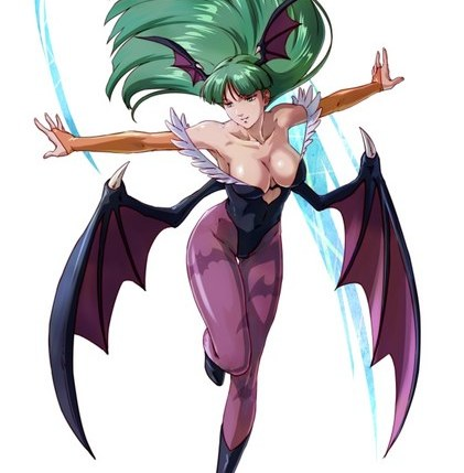 Project X Zone 2 Morrigan