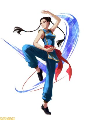Project X Zone 2 Pai Chen