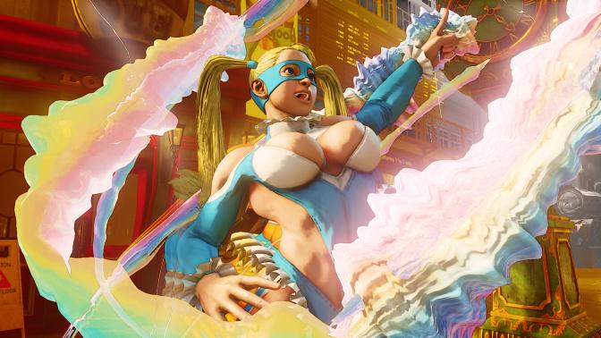 """R. Mika"" Confirmed For 'Street Fighter V', Gets New Trailer"