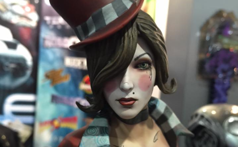 Chronicle Collectibles Mad Moxxi Statue GameStop Exclusive