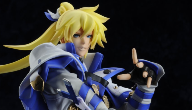 """'Guilty Gear Xrd -SIGN-' """"Ky Kiske"""" Statue Expected To Release This Fall"""