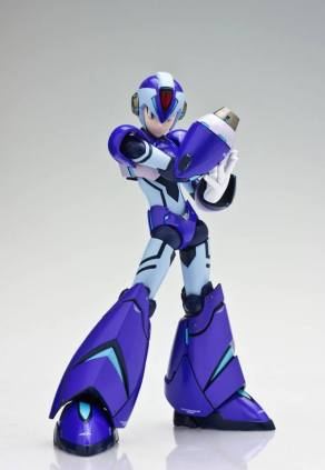 TruForce Collectibles Mega Man X Action Figure 1
