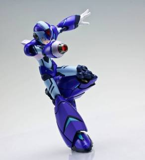 TruForce Collectibles Mega Man X Action Figure 2