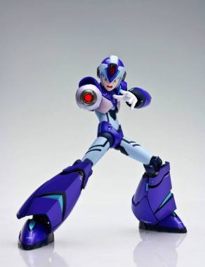 TruForce Collectibles Mega Man X Action Figure 3