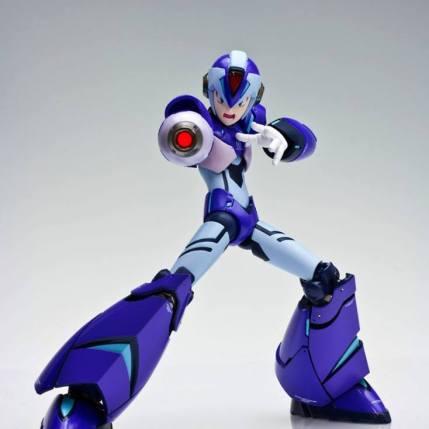 TruForce Collectibles Mega Man X Action Figure 3