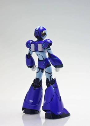 TruForce Collectibles Mega Man X Action Figure Back