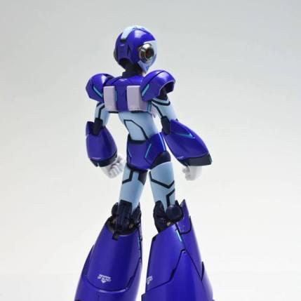 TruForce Collectibles Mega Man X Action Figure Back