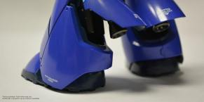 TruForce Collectibles Mega Man X Action Figure Leg Detail