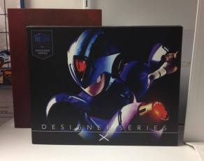 TruForce Collectibles Mega Man X Action Figure Packaging
