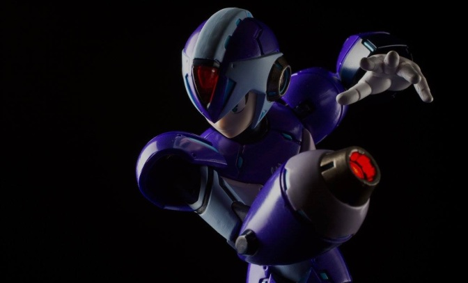 'Mega Man X' Kickstarter Figure Expected To Release This Month