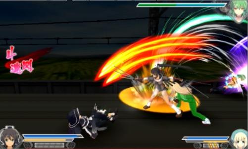 Senran Kagura 2 Deep Crimson screenshot 10