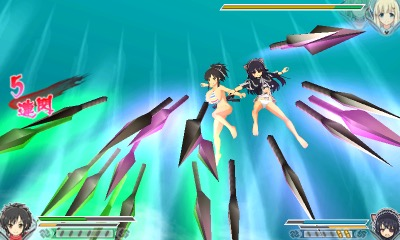 Senran Kagura 2 Deep Crimson screenshot 12