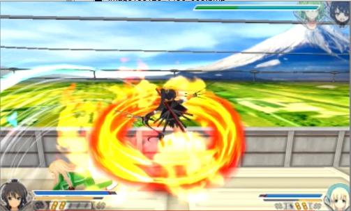 Senran Kagura 2 Deep Crimson screenshot 13