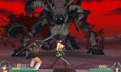 Senran Kagura 2 Deep Crimson screenshot 14