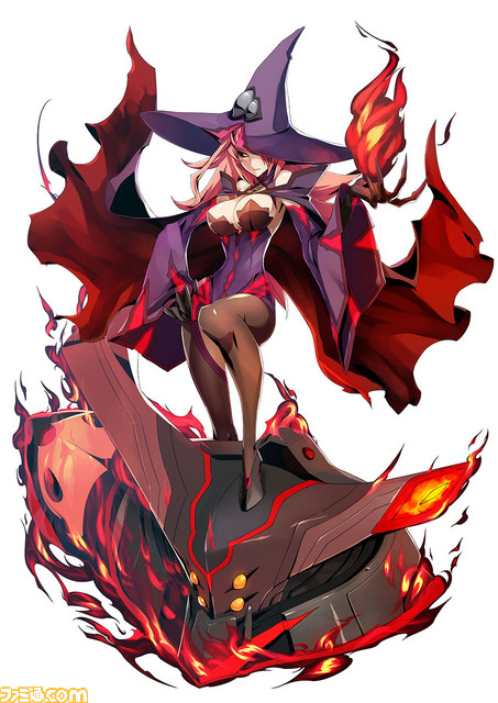BlazBlue Central Fiction Nine The Phantom