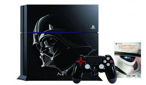 Special Edition Darth Vader PS4