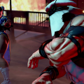 Street Fighter V Story Mode Screenshot 4