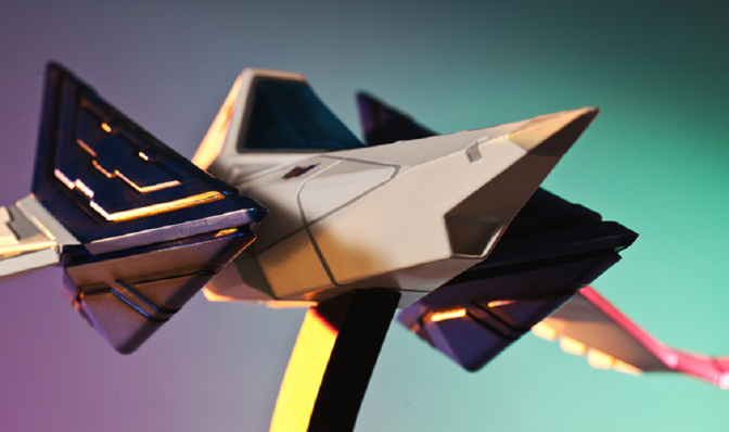 """'Star Fox 64' """"Arwing"""" Statue Coming In Q4 2016"""