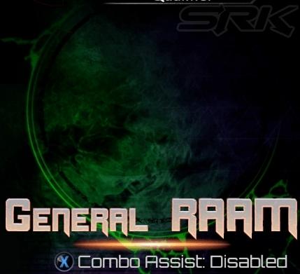 Killer Instinct Season 3 General RAAM Character Select Listing