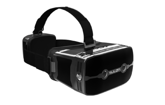AMD And Sulon Unveil VR/AR Tether-Free Headset