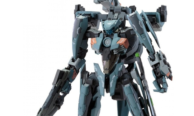 "'Xenoblade Chronicles X' ""Formula Skell/Doll"" Model Available For Pre-Order"