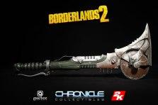 Chronicle Collectibles Borderlands 2 Psycho Mask Buzz Axe 2
