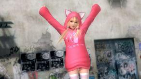 DOA5 Last Round Newcomer Set DLC Marie Rose 2