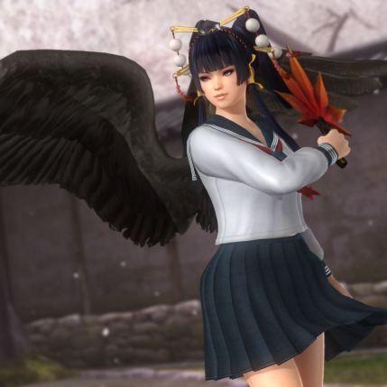DOA5 Last Round Newcomer Set DLC Nyotengu 3
