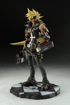 Embrace Japan Guilty Gear Xrd Sol Badguy Color 4 Statue 1