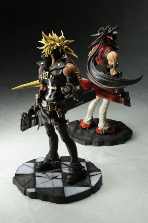 Embrace Japan Guilty Gear Xrd Sol Badguy Color 4 Statue 6