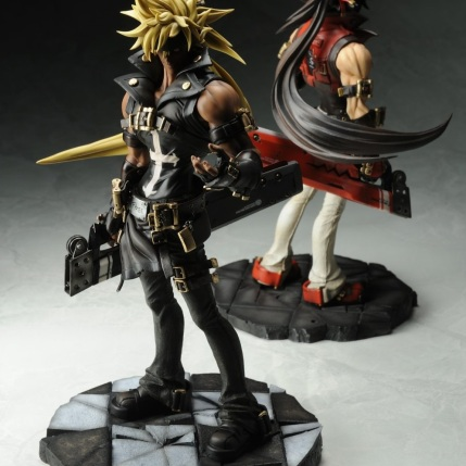 Embrace Japan Guilty Gear Xrd Sol Badguy Color 4 Statue 6