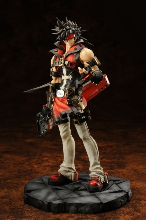 Embrace Japan Guilty Gear Xrd Sol Badguy Statue 1