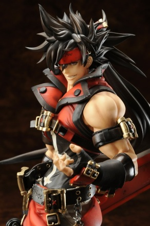 Embrace Japan Guilty Gear Xrd Sol Badguy Statue 3