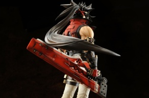 Embrace Japan Guilty Gear Xrd Sol Badguy Statue 5