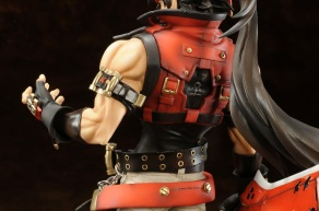Embrace Japan Guilty Gear Xrd Sol Badguy Statue 6