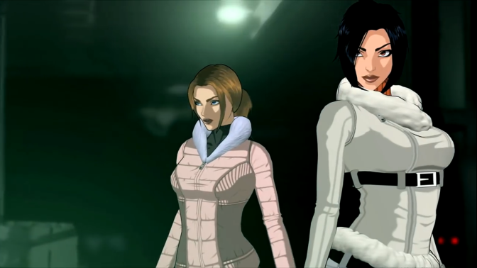 'Fear Effect Sedna' Demo Now Available For PC