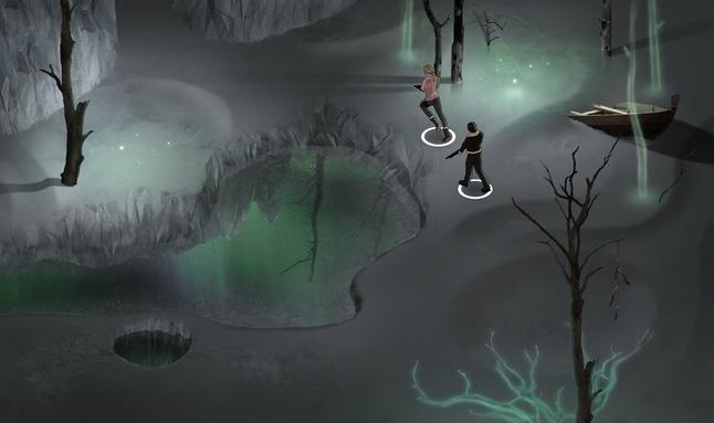 Fear Effect Sedna Kickstarter gameplay image 1