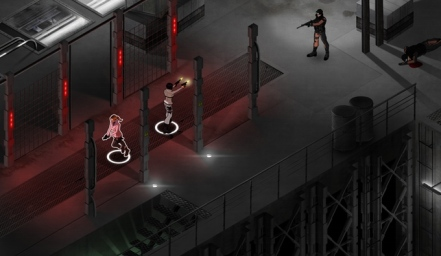 Fear Effect Sedna Kickstarter gameplay image 2