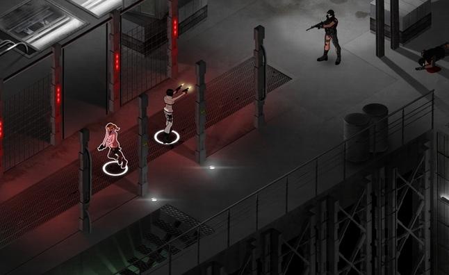 Fear Effect Sedna Kickstarter gameplay image 2