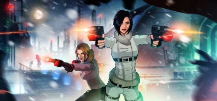 Fear Effect Sedna Kickstarter promo image 1