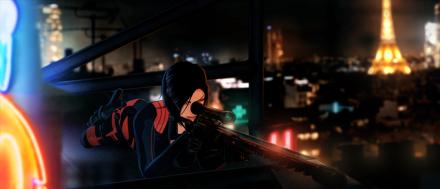 Fear Effect Sedna Kickstarter promo image 2
