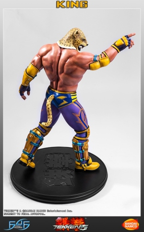 First4Figures Tekken 5 King Statue 11