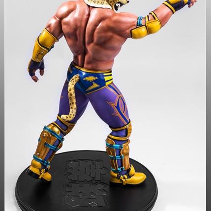 First4Figures Tekken 5 King Statue 11