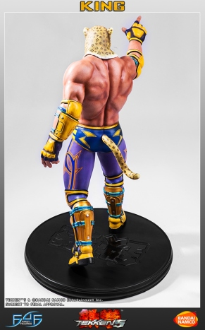 First4Figures Tekken 5 King Statue 13