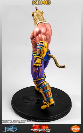 First4Figures Tekken 5 King Statue 14