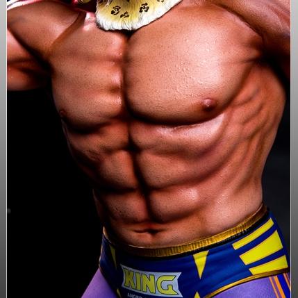 First4Figures Tekken 5 King Statue 16