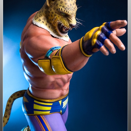 First4Figures Tekken 5 King Statue 18